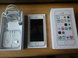 Iphone 5s 16GB Excellent Condition Boxed