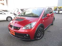 Mitsubishi Colt Ralliart manual 2010 turbo