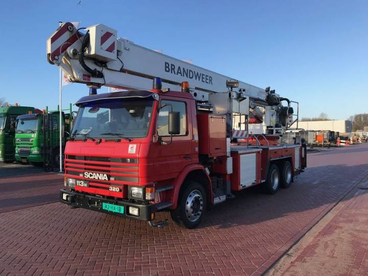 Scania 113 H 320 Bronto F 24 Hdt - 1996