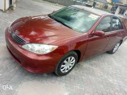 2005 Toyota Camry Lagos cleared Toks
