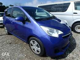 X Mass Sale Toyota Ractis [G with Push Start] TAKL 122780