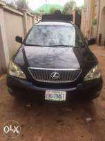 Full option Lexus for sale.