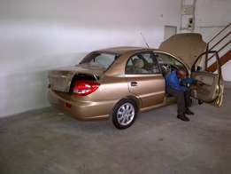 Kia rio stripping for spares