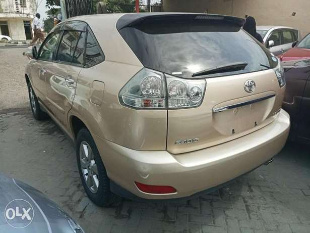 Toyota Harrier Gold KCP number Mombasa Island - image 1