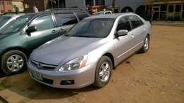 Very Clean Registered 07 Honda Accord DC