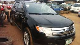 Reg Ford Edge 08 for sale