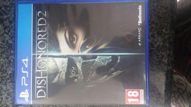 Dishonored 2 Ps4 Richards Bay - image 1