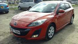 Mazda Axela just arrived KCK
