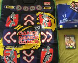 Sing Star + Dance Mat Bundle