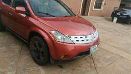 Clean Murano 2005 for sale