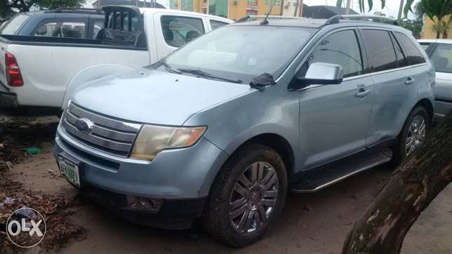 Fairly used ford edge jeep Port-Harcourt - image 3