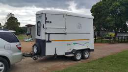 2 Berth Challenger horse box
