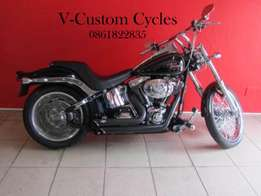 Well Looked After Softail Custom 2007, Price Has Been Reduced!