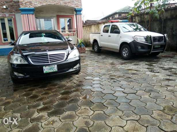 Fairly used mercedes benz s class, very clean and sharp. Obia/Akpor - image 8