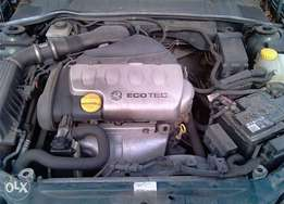 Opel zafira Engine and Gearbox