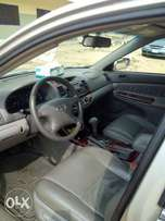 a 8 month old toyota camry xle 04