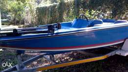 Dragonfly Bass Boat