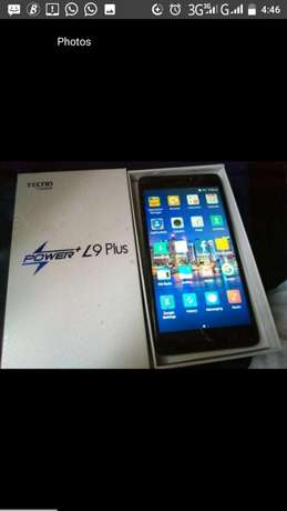 Few days old Tecno l9 plus for swap with an infinix note 4 Warri South - image 2