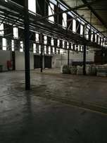 Large Warehouse with Yard and Offices in Rustenburg Industrial Area