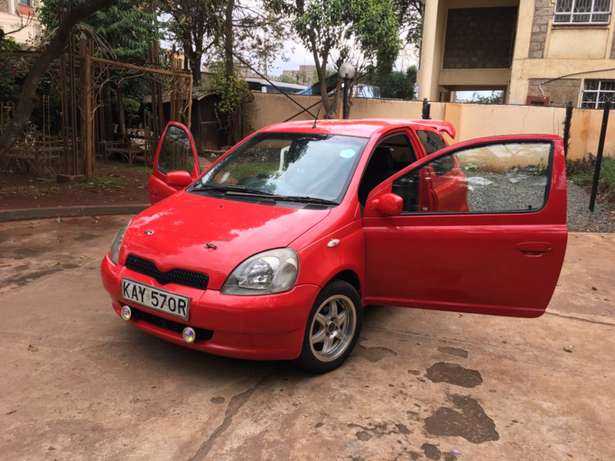 Toyota 2 door Yaris Westlands - image 2