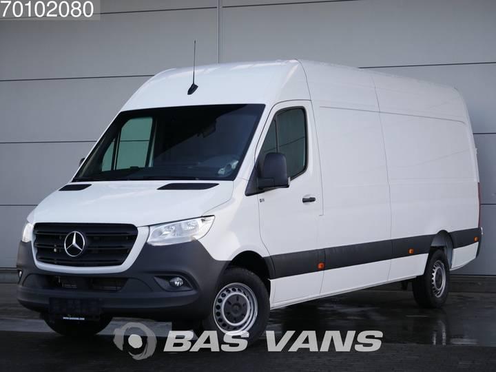 Mercedes-Benz Sprinter 319 CDI Automaat 3.0 V6 Nieuw L3H2 14m3 Airco Cr... - 2019