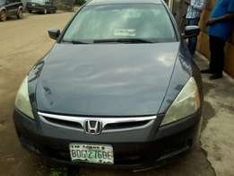 Registered Honda Accord DC first body