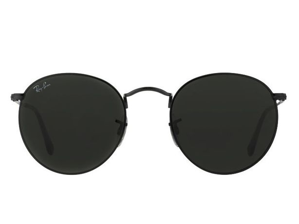 Очки Ray Ban RB 3447 Round Metal Black комплект стекло круглые Одесса -  изображение 1 7b21a63b168d0