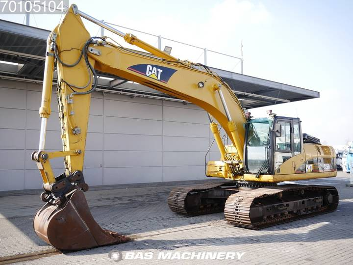Caterpillar 325DLN Nice and clean condition - 2007