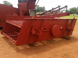 Screen - Allis Chalmers Centre Drives -ripple Flow - Screen