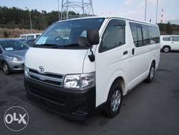 TOYOTA / HIACE VAN CHASSIS # KDH206-394 year 2011