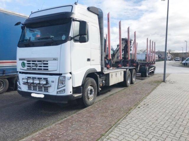 Loglift andere fh 460 6x4 fh 460 6x4 holztransporter, heckkran - 2013