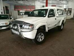 2004 Toyota Hilux 2700i Legend 35 S/C, Only 171000Km's, FSH, Aircon