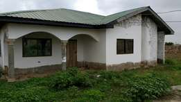Affordable Uncompleted House