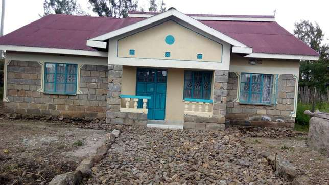 3 bedroom bungalow at Kamulu Stage 26. On 50 by 100 plot. 500m off. Utawala - image 1