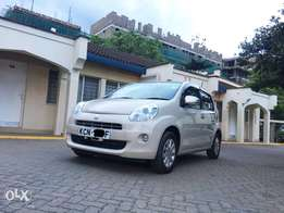 1300CC 2010 KCN Toyota new Passo Clean Car Sports Plus Hana