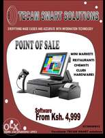 Point of sale 4999