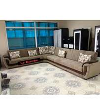 Throw Pillowed Sofa Set Couches 930,000/- $270