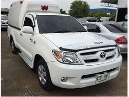 2008 Foreign Used Toyota, Hilux Diesel For Sale - KSh1,850,000