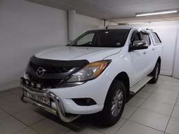 Pre Owned Mazda BT-50 3.2 double cab