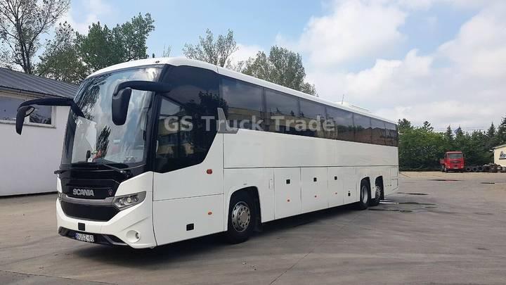 Scania Interlink HD, 99.600 Km ! - 2017