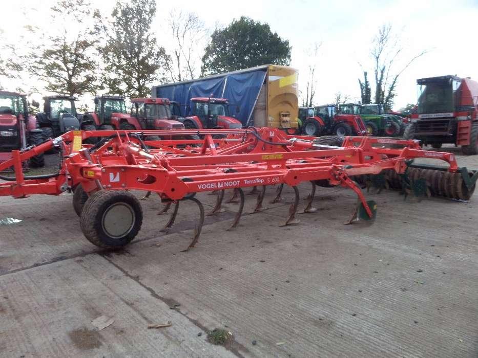 Vogel & Noot Terratop S600 Cultivator - 2014