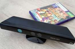 Xbox 360 Kinect *New* with Adventures game