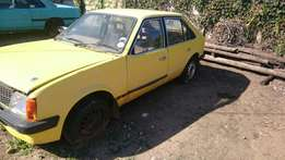 Opel Kadette stripping for spares