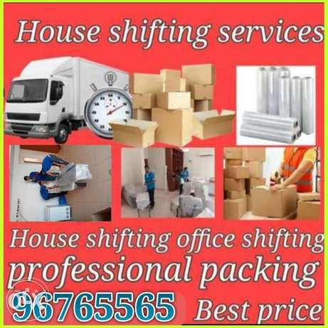 House shifting and transport