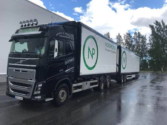Volvo Fh 16 - 2014