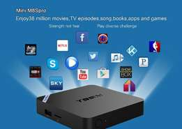 T95N Amlogic-S905x android 6.0 tv box