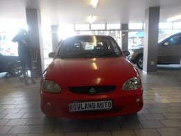 2002 Opel corsa 1.6 for sell 45000r