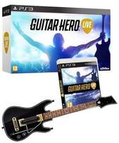 Ps3 Guitar Hero Live for sale