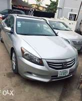 Rarely used first body 2011 Honda Accord with good usage history