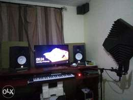 Music Recording at Affordable prices